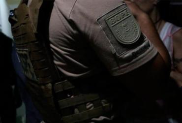 Agentes do Bope evitam tentativa de suicídio em Piatã | Divulgação | SSP