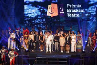 Prêmio Braskem: discursos políticos e humor na festa teatral | Uendel Galter l Ag. A TARDE