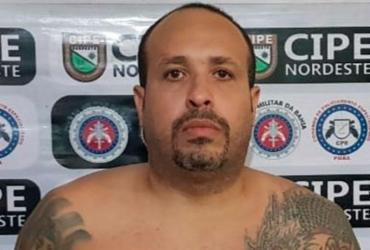 Homem é preso com armas em Tucano; suspeito estava em liberdade condicional | Jadson Silva Soares