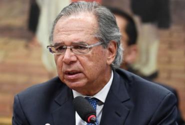 Guedes diz que reforma da Previdência deve ser aprovada em até 90 dias | Evaristo Sá | AFP