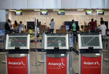 Funcionários da Avianca anunciam nova greve para esta sexta-feira | Raphael Müller | Ag. A TARDE