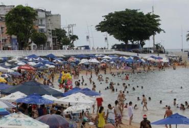 Saiba quais praias estão impróprias para banho neste final de semana   Alessandra Lori   Ag. A TARDE