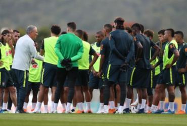 Seleção brasileira inicia preparação para a Copa América | Divulgação | Lucas Figueiredo | CBF