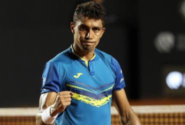 Thiago Monteiro bate austríaco, fura o quali e jogará Roland Garros pela 2ª vez   Divulgação