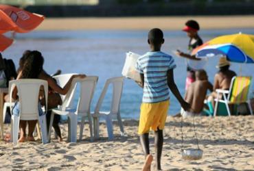 Campanha chama atenção para o Dia Mundial de Combate ao Trabalho Infantil | Joá Souza | Ag. A TARDE