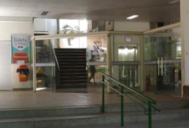 Dupla armada com facão assalta três pessoas em sala de aula na UFBA | Reprodução | Ufba