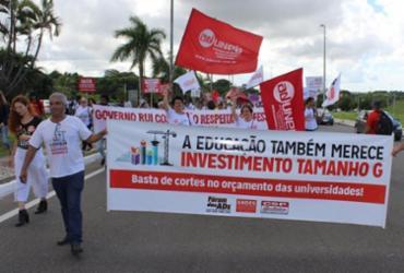 Professores de universidades estaduais decidem manter a greve | Divulgação | Ascom Aduneb