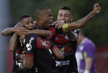 De virada, Vitória perde para o São Bento em casa e decepciona torcida | Adilton Venegeroles l Ag. A TARDE