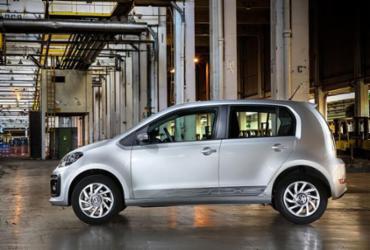 Volkswagen Up! em três versões e sem câmbio automatizado | Divulgação