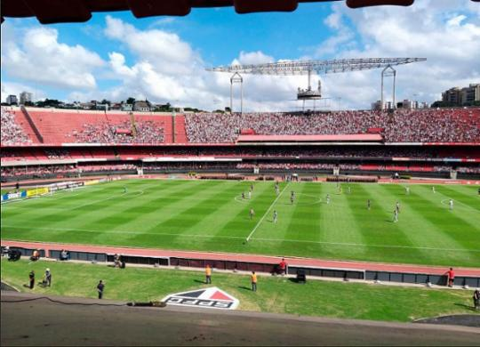 TEMPO REAL: siga os lances de São Paulo x Bahia pelo Brasileirão | Reprodução | Twitter | EC Bahia