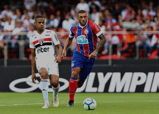TEMPO REAL: acompanhe São Paulo 0x0 Bahia | Felipe Oliveira l EC Bahia