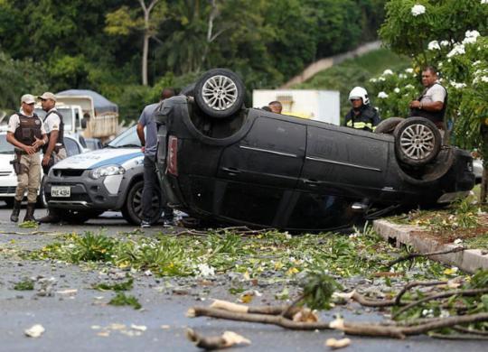Acidentes no trânsito deixaram mais de 1,6 milhão feridos em 10 anos, aponta levantamento | Raul Spinassé | Ag. A TARDE