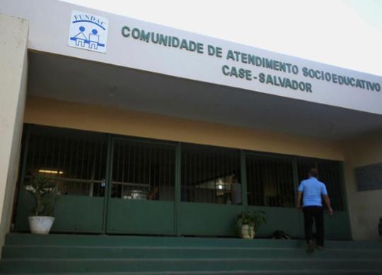 Adolescente infrator em unidade lotada poderá ir para casa, diz STF | Joá Souza | Ag. A TARDE
