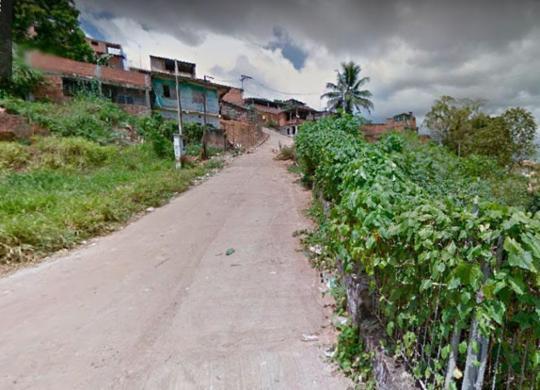 Mais de 30 barracos são derrubados de área de proteção ambiental   Reprodução   Google Maps