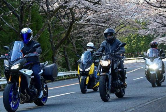 Yamaha estimula a prática do motociclismo | Divulgação