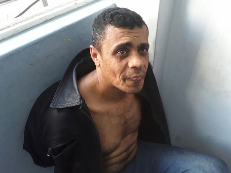 O autor do atentado contra o presidente, cometido à faca, na cidade mineira em 6 de setembro do ano passado, está preso em Campo Grande (MS) - Foto: Reprodução