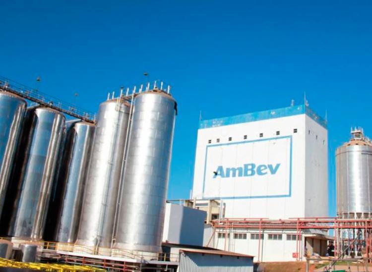Receita líquida da Ambev cresceu 16,7%, atingindo R$ 7,2 bilhões - Foto: Divulgação   Ambev