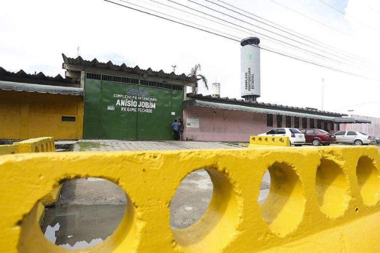 Mortes ocorrem um dia após 15 detentos terem sido assassinados no Compaj - Foto: Marcelo Camargo l Agência Brasil