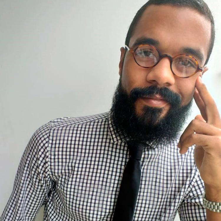 Psicólogo Marcos Júnior