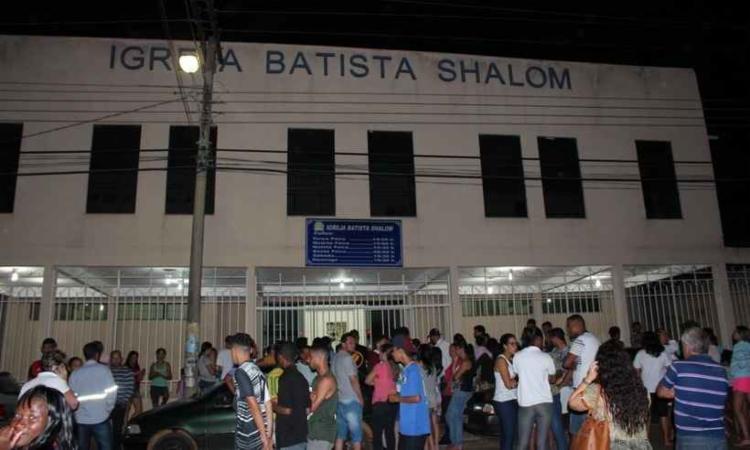 O crime ocorreu na noite desta terça-feira - Foto: Reprodução | Paracatu News