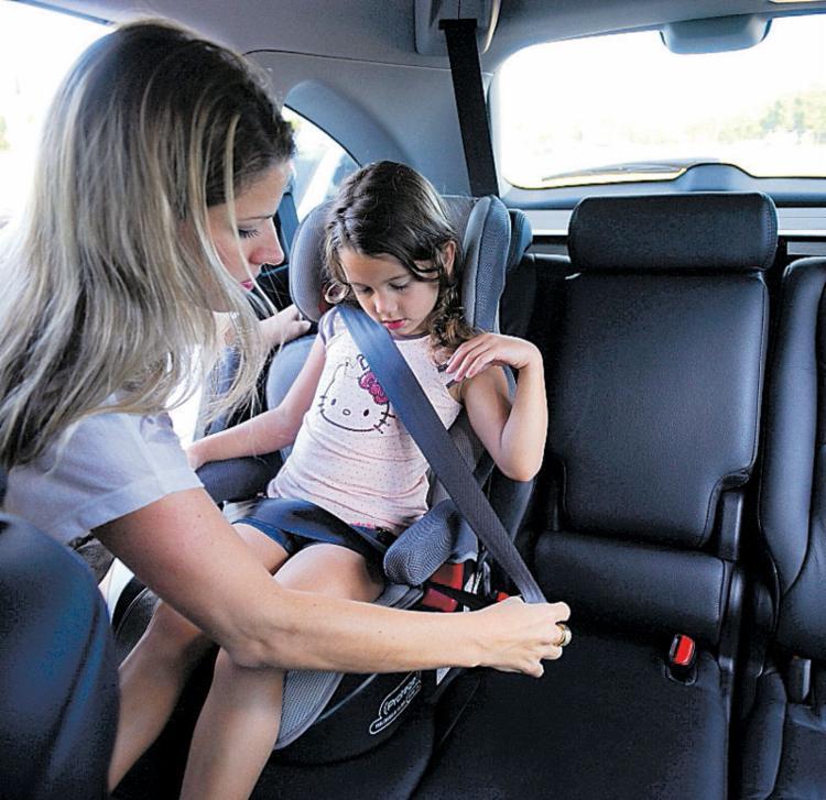 Quem transporta crianças precisa ficar alerta aos perigos - Foto: Divulgação