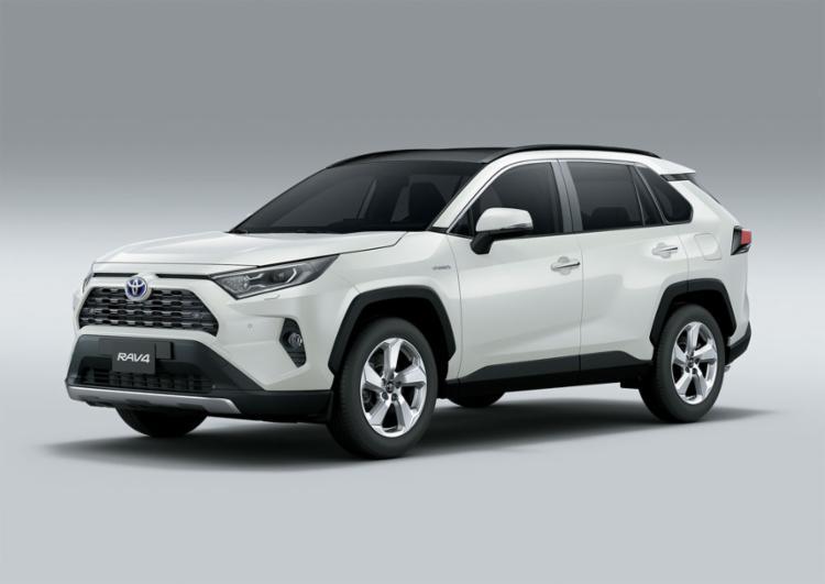 Toyota lança no Brasil em junho quinta geração do RAV4, em versão híbrida - Foto: Divulgação