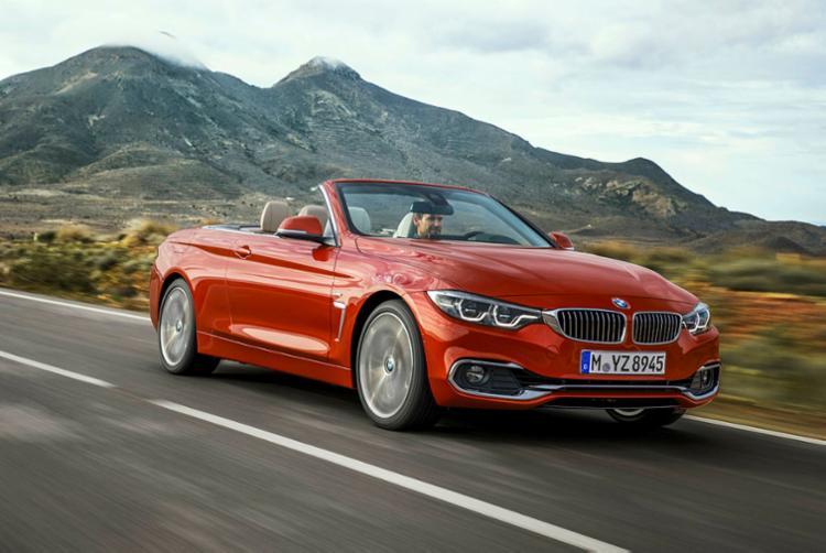 BMW 430i Cabrio Sport, por R$ 311.950 - Foto: Fabian Kirchbauer | Divulgação