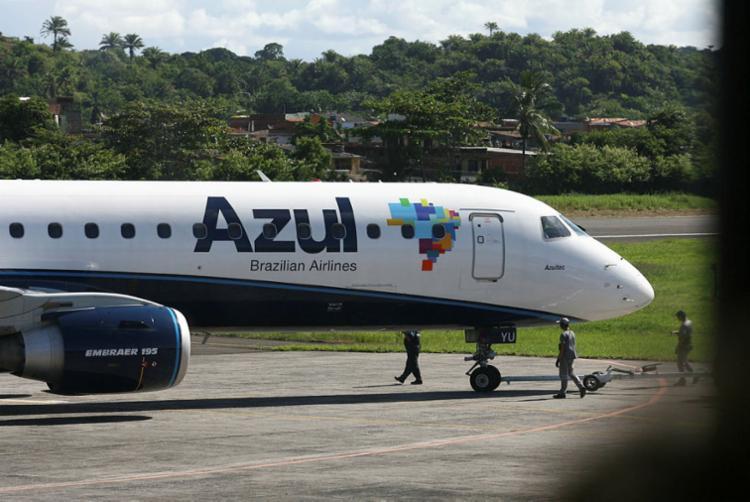 Justiça negou oferta da Azul para ficar com os ativos da Avianca Brasil por US$ 145 milhões - Foto: Joá Souza | Ag. A TARDE