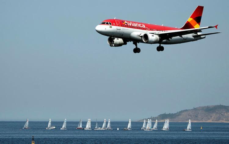 Executivos do grupo começaram a estruturar a nova operação brasileira da chamada Avianca Airlines - Foto: Vanderlei Almeida | AFP