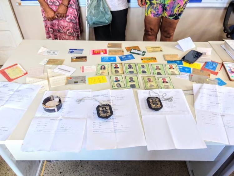 Os três suspeitos estavam hospedados em uma pousada em Coaraci - Foto: Divulgação | SSP