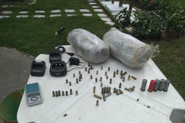 Os materiais foram apresentados no DHPP - Foto: Divulgação   SSP-BA