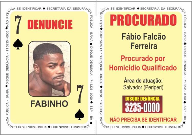 Após alta, Fábio será encaminhado para o sistema prisional - Foto: Divulgação   SSP-BA