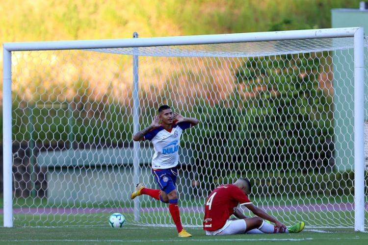Time sub-23 do Bahia largou bem na competição nesta sexta-feira, 24 - Foto: Felipe Oliveira l EC Bahia