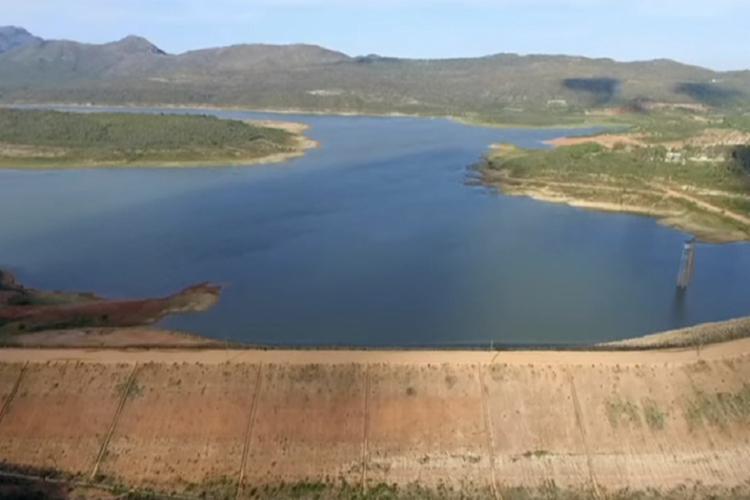 Barragem apresenta risco iminente de rompimento, segundo relatório da Agência Nacional das Águas - Foto: Reprodução