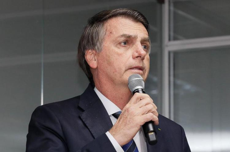 Presidente afirmou que medidas tomadas só mudam se 'alguém cassar' mandato - Foto: Isac Nóbrega l PR