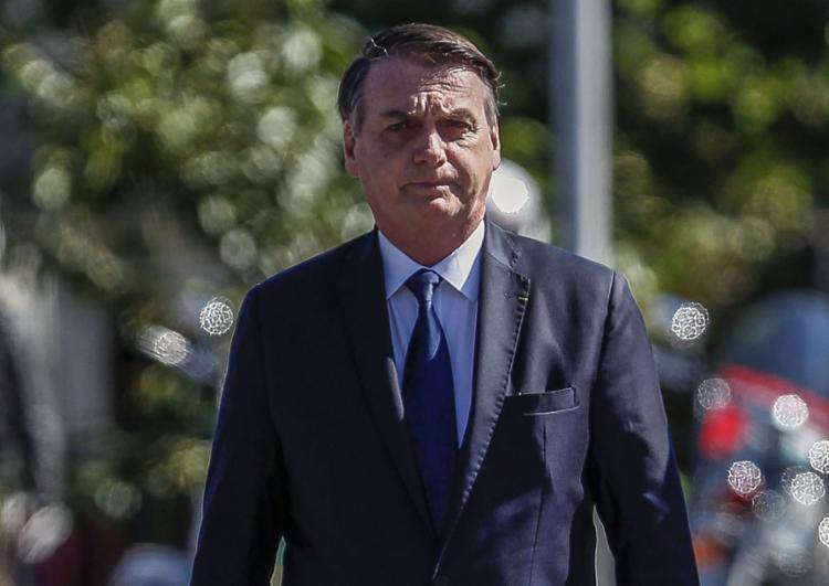 Presidente tem criado uma sucessão de agendas negativas para ele próprio - Foto: Miguel Schincariol l Ag. A TARDE