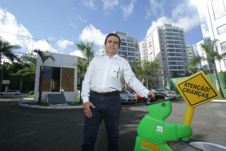 Titto alerta para placas nas áreas de circulação de crianças - Foto: Uendel Galter | Ag. A TARDE