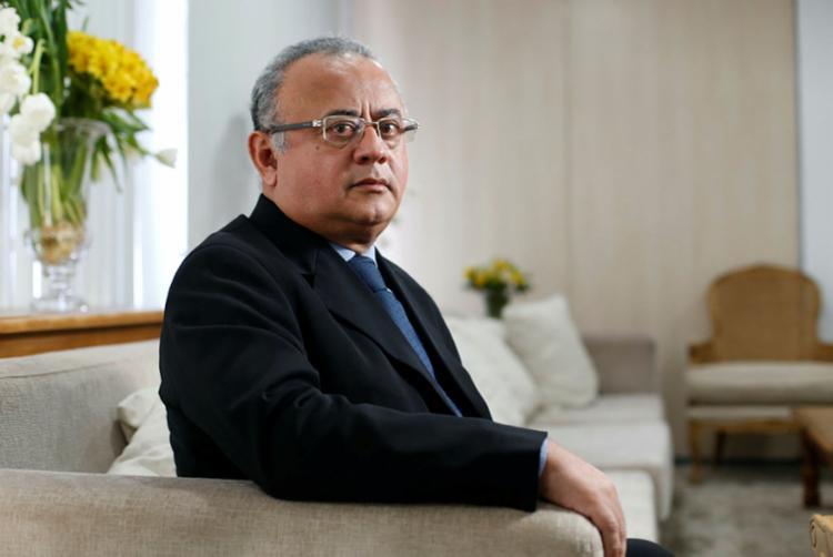 Carlos Henrique de Oliveira Passos, presidente do Sindicato da Indústria da Construção na Bahia - Foto: Raul Spinassé | Ag. A TARDE
