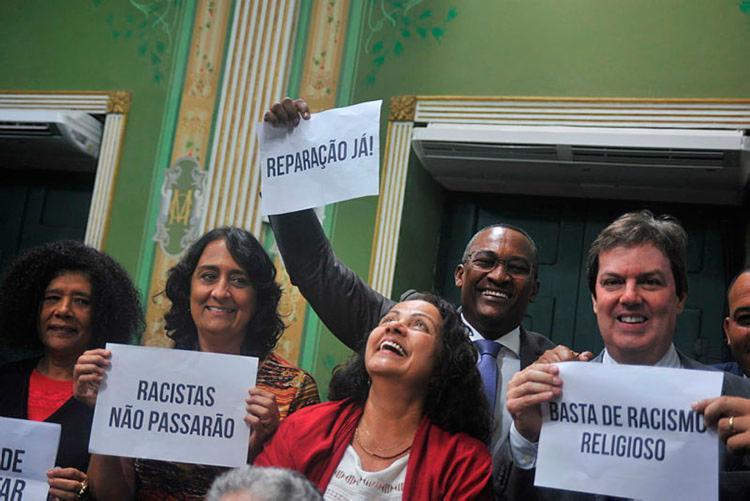Projeto segue agora para a sanção do prefeito ACM Neto - Foto: Felipe Iruatã | Ag. A TARDE
