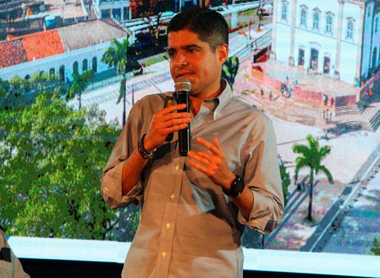 Pronunciamento foi feito pelo prefeito de Salvador ACM Neto - Foto: Luciano da Matta | Ag. A TARDE
