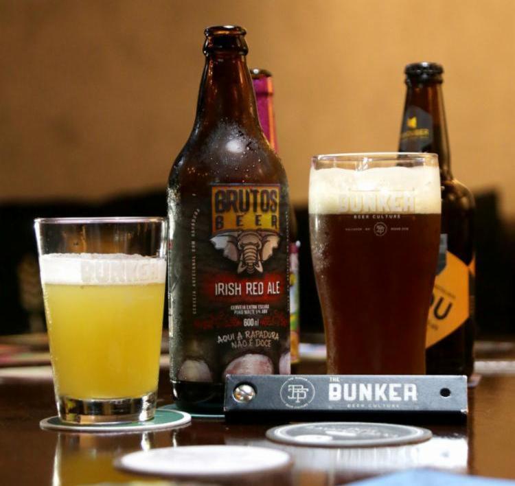 Localizada na Pituba, a The Bunker é uma das maiores cervejarias da capital baiana - Foto: Uendel Galter | AG. A TARDE