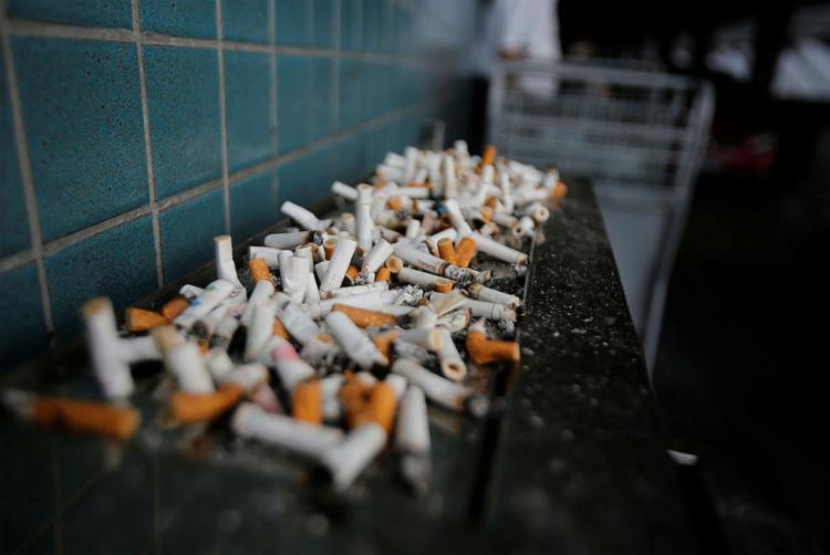 Segundo o Instituto Nacional de Câncer (Inca), fumar é o principal fator de risco para o câncer de pulmão - Foto: Joá Souza l Ag. A TARDE l 14.6.2018