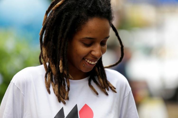 A diretora deseja representação plena de sujeitos negros no cinema - Foto: Adilton Venegeroles | Ag. A TARDE