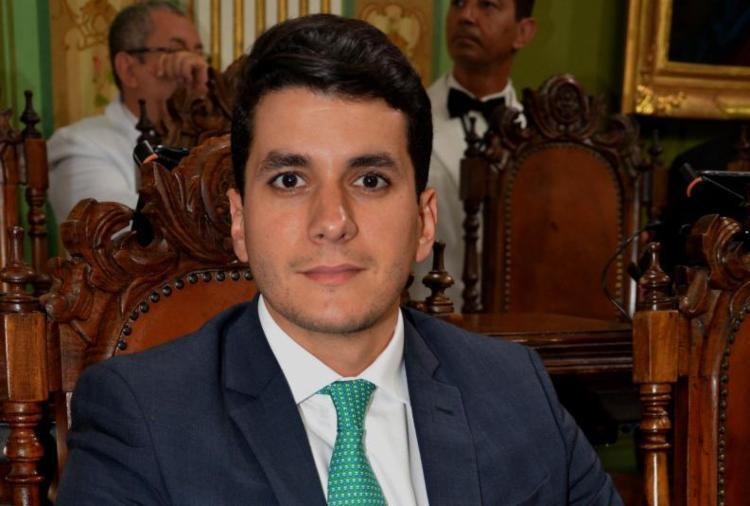 O vereador Duda Sanches é relator do projeto na CCJ - Foto: Antonio Queirós | CMS