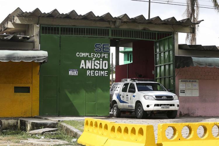 No último domingo, 26, o Compaj voltou a ser palco de uma chacina. Quinze detentos foram assassinados - Foto: Marcelo Camargo l Agência Brasil
