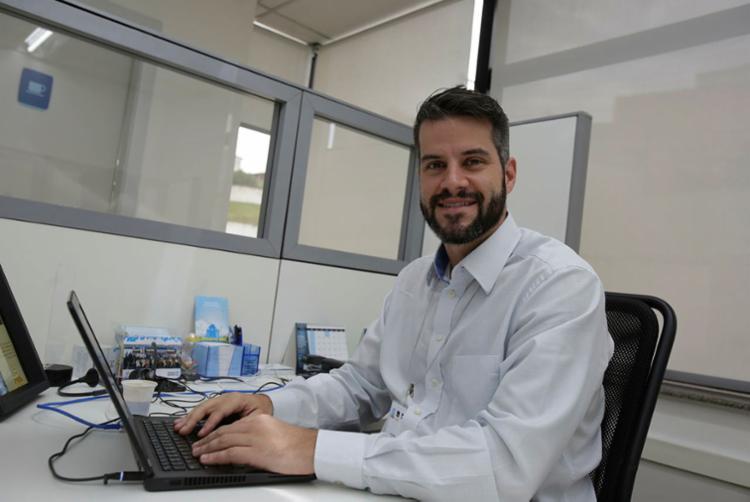João Paulo explica que as características do condomínio e a localização determinam contrato - Foto: Joá Souza | Ag. A TARDE