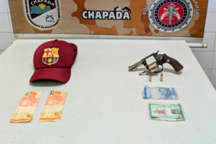 Material encontrado pela polícia durante operação - Foto: Divulgação   SSP-BA
