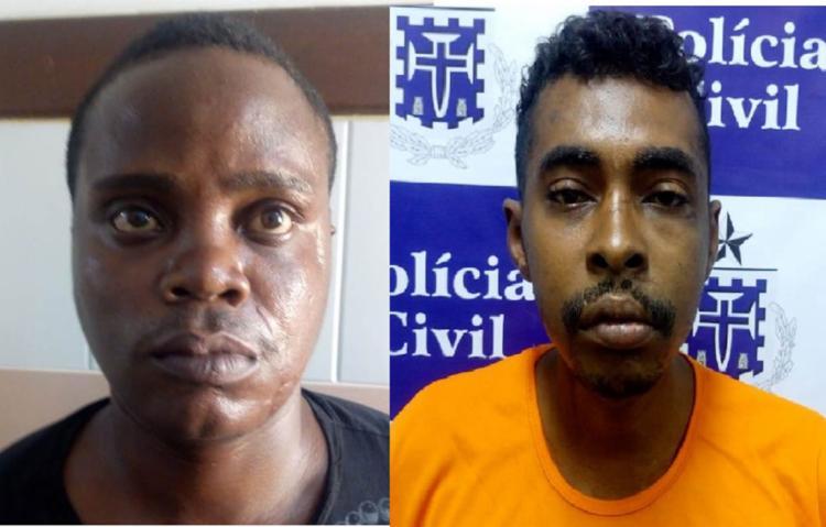 Dupla praticava os crimes em um casarão situado no Taboão - Foto: Divulgação | Polícia Civil