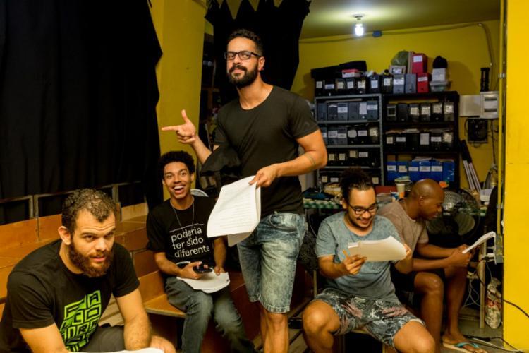 Projeto é utilizado como intercâmbio entre grupos teatrais - Foto: Divulgação