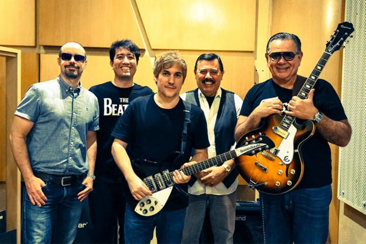 Banda baiana Rock Forever apresenta clássicos do Beatles - Foto: Divulgação